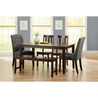 Dining Room Table Set Modern Wood Kitchen Table And Chairs Set Dining Furniture