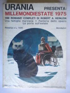 Millemondiestate 1975Heinlein Mondadoriurania mille mondi estate fantascienza