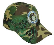 STATI UNITI Aeronautica USAF Mimetico Regolabile Cappello Militare Aeree  Branch 2d7c72794bb7