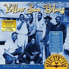 Yellow Sun Blues Volume 1 Sun/Icehouse Records Vinyl NEU OVP Blue Ltd.Edt.