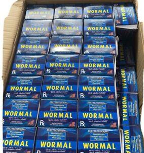 Wormal Dewormer Desparasitante (100 Tablets)!!!