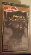 Disney Pirates of the Caribbean At Worlds End - PSP Essentials - New & Sealed