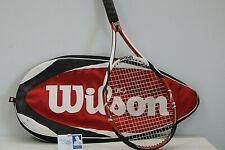 Wilson Tennis Racquet K Factor K Tour 95 Square Inch Head 4 3/8 L3 Grip w/ Case