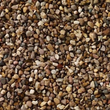 10mm Pea Gravel Decorative Garden Aggregate Path Border Driveway Drainage 20KG