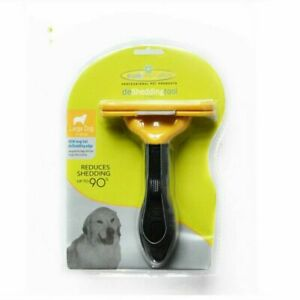 Cats Dogs Brush Furminator DeShedding Tool Grooming Rake Comb Long Short Hair