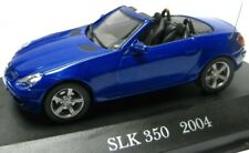 Mercedes-Benz SLK 350 Cabriolet (R171) Year 2004 scale 1:43 From atlas Die-Cast