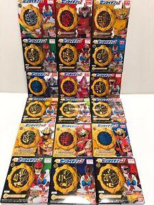 Kikai SENTAI Zenkaiger SG SENTAI GEAR Vol.1.2.3 Set of 18 Bandai NEW DHL F/S