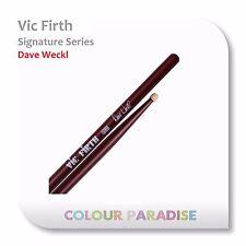 Vic Firth Signature Series Dave Weckl Wood Tip Drum Sticks - SDW