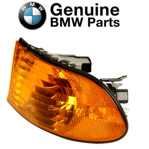 For BMW E38 740iL 740i Driver Left Front Turn Signal Light w/Yellow Lens Genuine