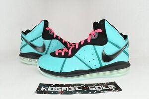 Nike LeBron 8 South Beach 2021 Style # CZ0328-400 Size 10