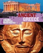 The History Detective Investigates: Ancient Greece-ExLibrary