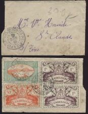 George VI (1936-1947) Used Cover European Stamps