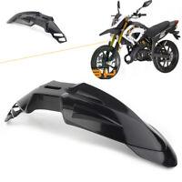 Black Motorcycle Dirt Bike Front Fender Mudguards for Honda Suzuki Yamaha KTM cl