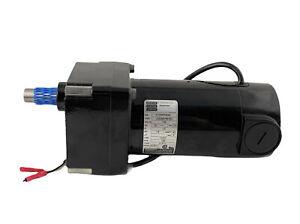 🌟Bodine 32A5BEPM-W2 DC Electric Gear Motor, 1/8 HP, 266 RPM, 130v, 9.40:1 Ratio