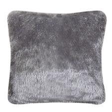 Fluffy Fur Plush Pillow Case Shaggy Soft Cushion Cover Throw Sofa Decor HO·