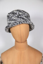 Nuovo Coccinelle Bello Abbigliamento Maglieria Cappello Berretto Piatto Knitware