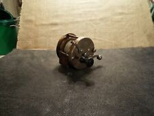Vintage 4 Brothers 4 Sumco No. 2257 Brass Conventional Saltwater Fishing Reel