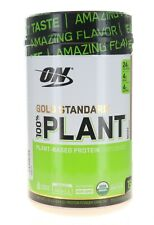 ON Optimum Nutrition Gold Standard 100% Plant Based Protein Organic  1.5Lbs (C2)