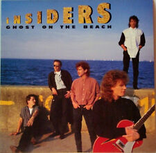 INSIDERS ghost beach 1987 vinyle 33T hard rock pop NEUF vinyl lp long player