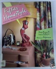 50'S Homestyle by Mark Burns (1988, Paperback)