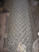 9 GUAGE CHAIN LINK FENCE 8 FT HIGH x 25 FT ROLLS
