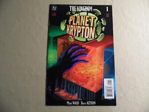 Planet Krypton #1 The Kingdom (DC 1999) Free Domestic Shipping