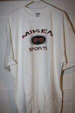 MIKEN SOFTBALL T-SHIRT Softball Bat Glove 2XL 585 484 282 NEW Rare