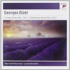 Bizet / Bernstein / - Carmen Suites Nos. 1 & 2 / L'arlesienne Suites No [New CD]