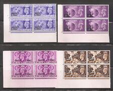 Bahrain 1948,KGVI Olympic Omnibus Issue,Blocks Sc 64-67,VF MNH** (Lot-2)