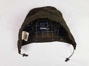 Barbour A860 Classic Sylkoil Hood Olive