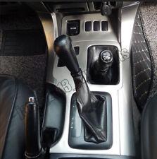 steel Shift Gear Panel Auto Accessories Cover For Toyota prado fj120 2003-2009