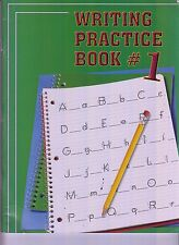 Derby Curriculum Writing Practice Book #1 NO WRITING! (E1-4)