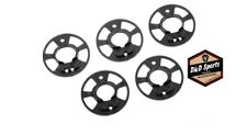 Traxxas 3790 - Fixed Gear Adapters, 2WD Compatible, Gearing Stampede, Slash