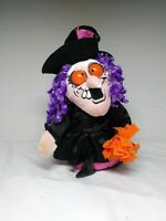 RARE VTG DAN  DEE Collector's Choice ANIMATED SINGING DANCING Witch Abracadabra