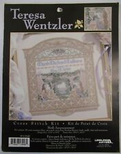 Teresa Wentzler Birth Announcement Cross Stitch Kit 113948