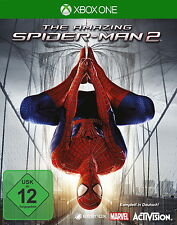 The Amazing Spider-Man 2 (Microsoft Xbox One, 2014) NEU OVP