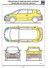 manuel atelier entretien réparation technique maintenance Renault Avantime