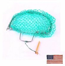 "US Effective Small Bird Trap Sensitive Humane Trapping Hunting 8"" Cage Net"