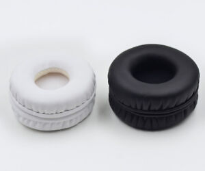 Repacement cushioned ear pads for Sony MDR-BTN200 BTN 200 Headphones