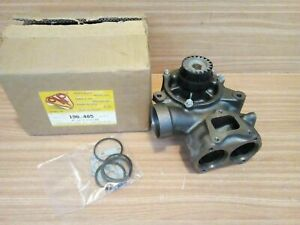 Water Pump fits Iveco New Holland 6 cylinder 821042 engines - 98447661