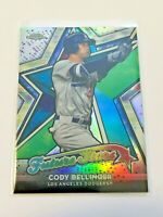 2018 Topps Chrome Baseball Future Stars - Cody Bellinger - Los Angeles Dodgers