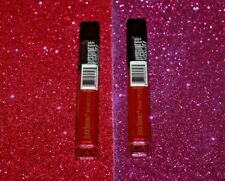 Black Radiance Radiant Lip Gloss #3231 Radiant Red Lot Of 2 Sealed /New