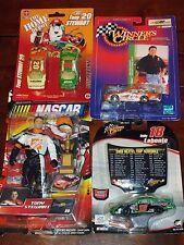 Limited Edition Home Depot Interstate Tony Stewart 20 Bobby Labonte 18 Sets