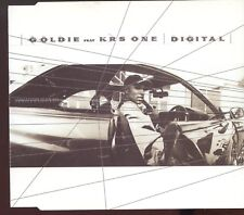 Goldie Featuring KRS One / Digital