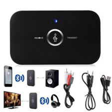 2 in 1 Wireless Bluetooth Audio Transmitter Receiver HIFI Music Adapter AUX hot!