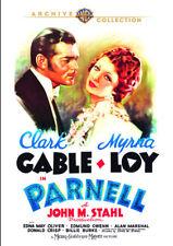 Parnell 1937 (DVD) Clark Gable, Myrna Loy, Edna May Oliver, Edmund Gwenn - New!
