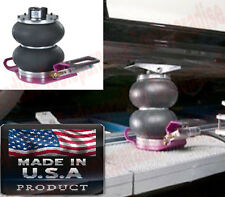 Auto Body Shop Air Jack Frame Rack Machine Dual Bag Lift Swivel Jack 360 Degree