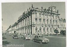 Russia, Soviet Union, Leningrad, State Hermitage Museum Postcard, B428