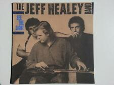 The Jeff Healey Band See The Light LP Record - Arista VPL 6792