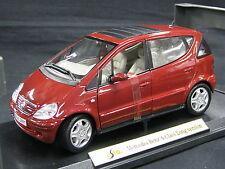 Maisto Mercedes-Benz A-Class Long Version 1:18 Dark Red (JS)